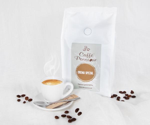Caffe Passione – Crema Spezial 500g