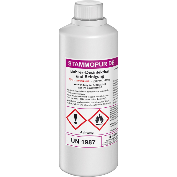 Stammopur DB Bohrer- Desinfektion und Intensiv-Reinigung