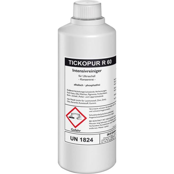 Tickopur R 60 Intensivreiniger
