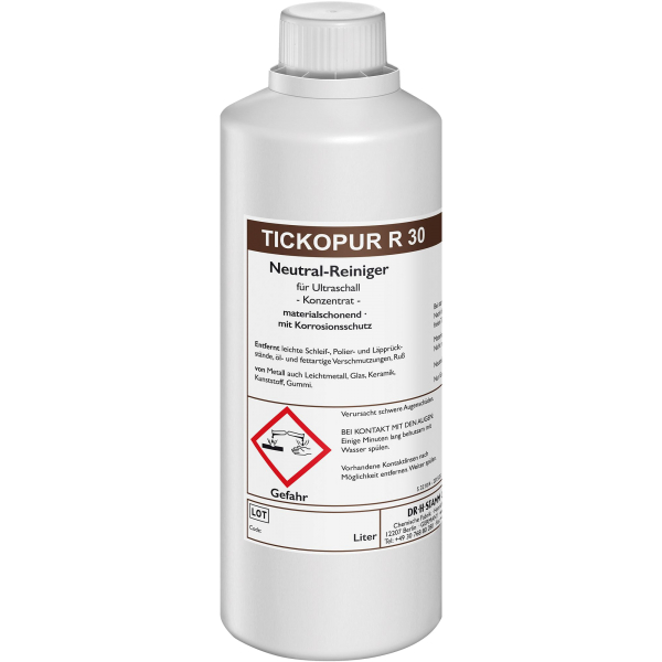 Tickopur R 30 Neutral-Reiniger