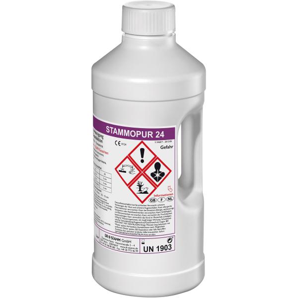Stammopur 24 Nettoyage et désinfection intensifs des instruments médicaux