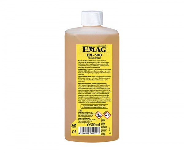 EM-300 Metal cleaner 500ml
