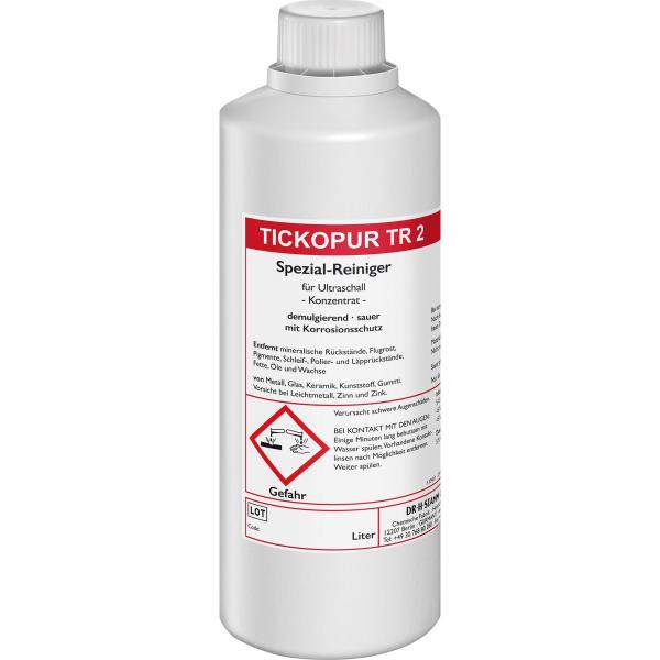 Tickopur TR 2 Nettoyant pour matériaux métalliques