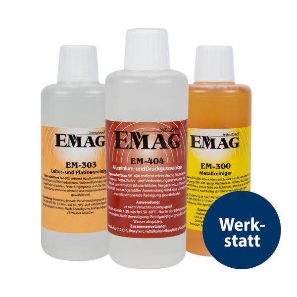 "EM-Konzentrat-Set ""Werkstatt"" 3x 100 ml"