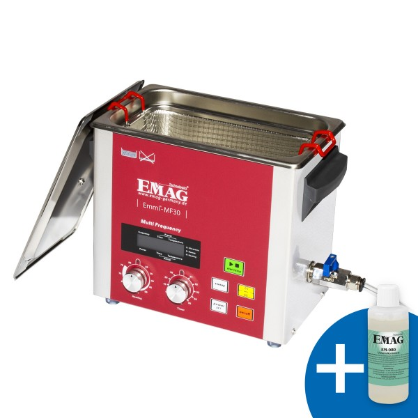Emmi-MF 30 with drain tap