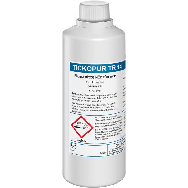 Tickopur TR 14 Flussmittel-Entferner