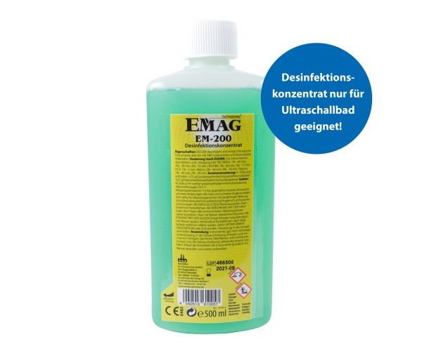 EM-200 500ml Concentré de désinfection