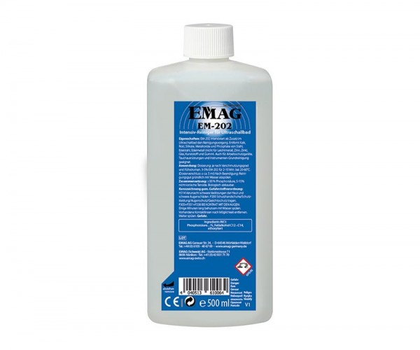 EM-202 Intensive cleaner 500ml