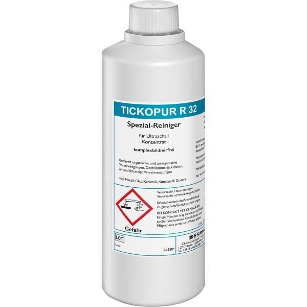 Tickopur R 32 Nettoyant spécial sans agents complexes