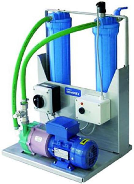 Bandelin Filtration FA 40 für RM 40 UH