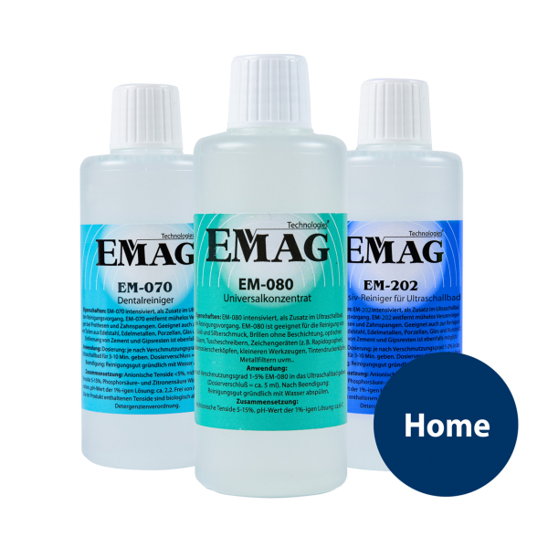 "EM-Concentrate-Set ""Home"" 3 x 100 ml"