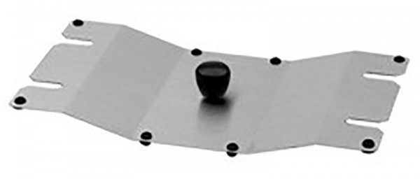Couvercle D 255 acier inox