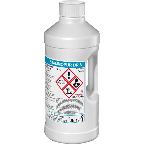 STAMMOPUR DR 8 Instrumenten - Desinfektion