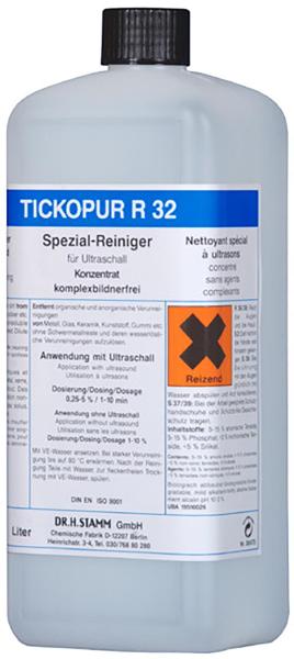 Tickopur R 32 Spezial-Fettlöser