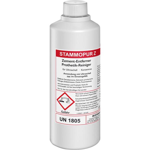 Stammopur Z Zement-Entferner und Prothetik-Reiniger
