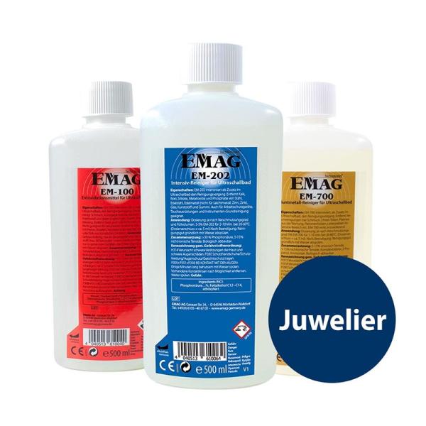 "EM-Konzentrat-Set ""Juwelier"" 3x 500ml"