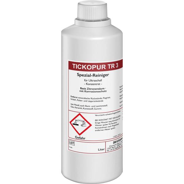 Tickopur TR 3 Spezialreiniger für Buntmetall