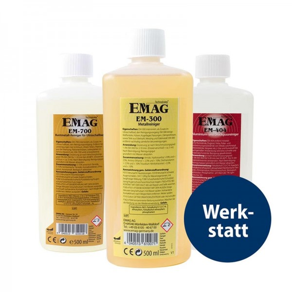 "EM-Concentrate-Set ""Workshop"" 3 x 500ml"