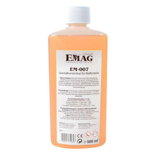 EM-007 special concentrate for weapons parts 500ml